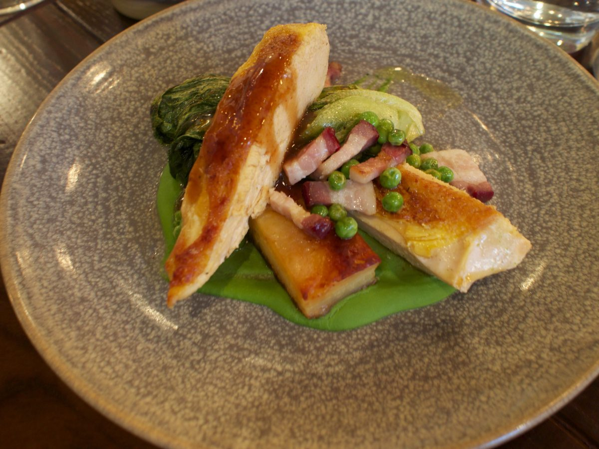 Elegant decadence dobson and parnell review toon lunch for Ambiance cuisine nice