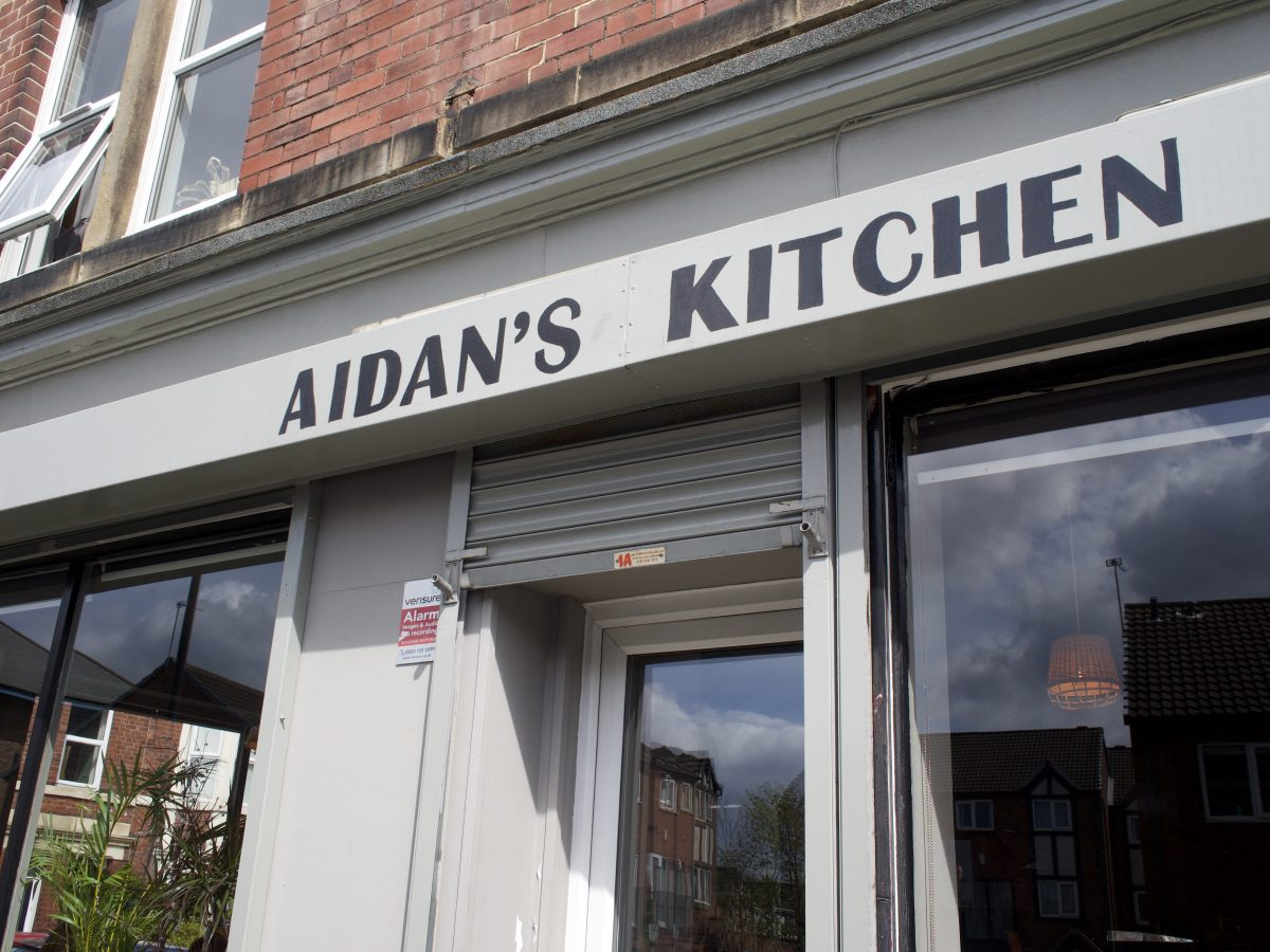 Aidan's Kitchen newcastle